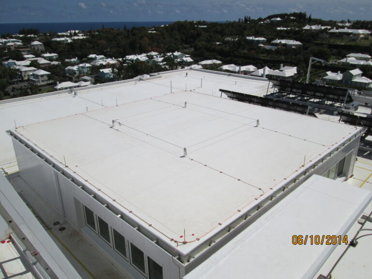LPS Re-establishment for Re-Roofing