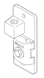 BB14B Narrow Vertical Side Mount