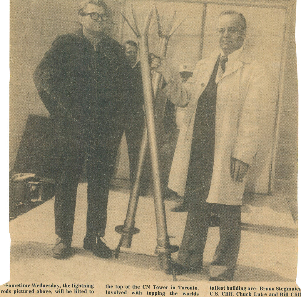 Bill Cliff and Bud Cliff