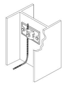 BF8B Bonding Connector